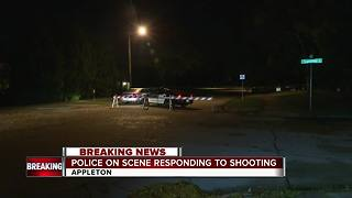Woman suffers multiple gunshot wounds in Appleton shooting - Video