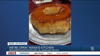 Nana's Kitchen offering takeout