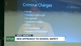 New approach to school safety - Video