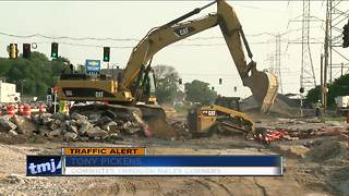 Construction conundrum in Hales Corners causing commuter headaches - Video