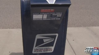 Mail thief targets Palo Verde neighbohood