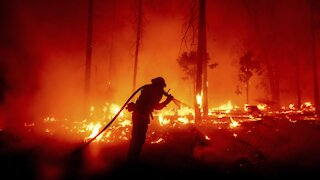 Scientists Debate Climate Change, Human Activity Amid Fires, Storms