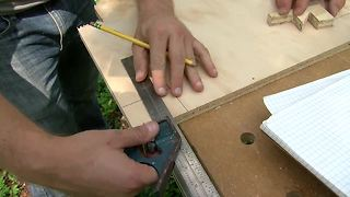Simple woodworking to keep the kids busy | House Calls with James Tully