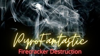 Firecracker Test and Review