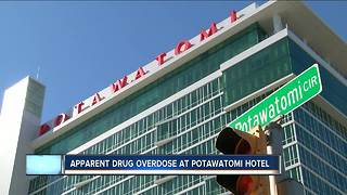 Medical Examiner: 2 men found dead of apparent drug overdoses at Potawatomi Hotel - Video
