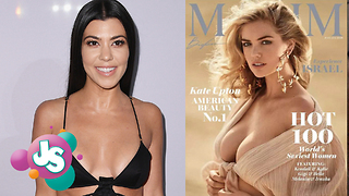 Kourtney Kardashian SHADED BY Maxim Top 100 List! | JS - Video
