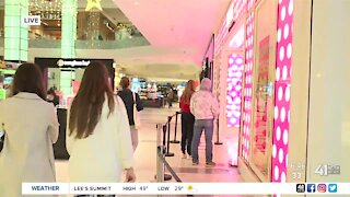 Black Friday starts off slower than usual in Overland Park