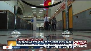 Safe Schools: Exploring strategies to keep students safe during lockdowns - Video