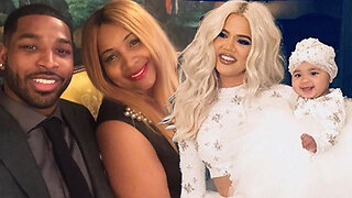 Tristan Thompson SHADES Khloe Kardashian On MOTHERS DAY!