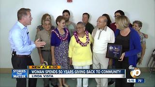 10News LEADership Award Recipient Margarita Castro - Video