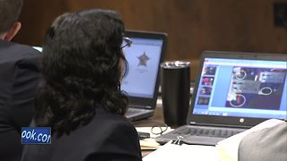 Sister, medical examiner testify in Burch trial