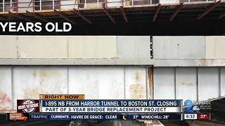 Three year construction project to begin for I-895