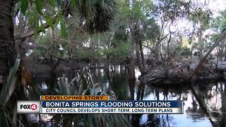 Engineering firm working on Bonita flooding - Video
