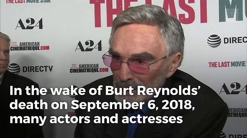 Sally Field Grieves Burt Reynolds' Death, Confesses What She's Held On To For 40 Years