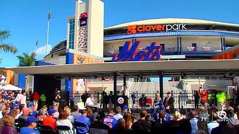 Renovated Mets spring training facility unveiled in Port St. Lucie