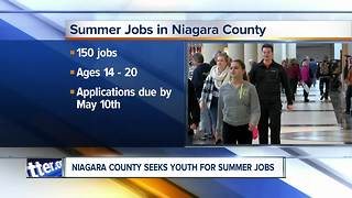 Summer jobs in Niagara County - Video
