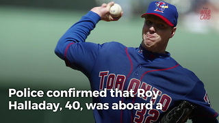 2-time Cy Young Winner Roy Halladay Dead At Age 40