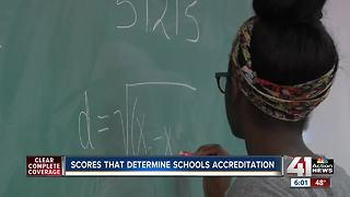 MAP scores determine schools' accreditation - Video