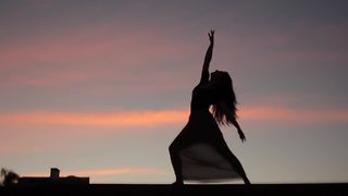 Beautiful rooftop dance cover to