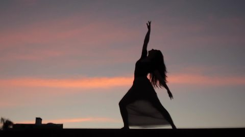 """Beautiful rooftop dance cover to """"Patience"""" by The Lumineers"""