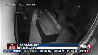 Police looking for two suspects who broke into home