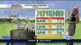 April's First Warning Weather May 15, 2018 - Video