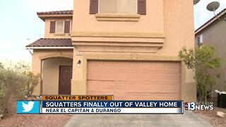 Alleged squatters move out after Action News story - Video
