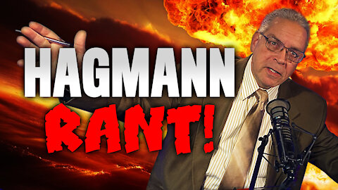 It is All About Control - Hagmann Rant - 11/18/2020 - Hagmann Report