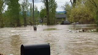 Evacuations Ordered in Missoula County Amid Worst Flooding in Decades - Video