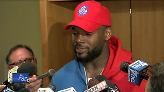 Martellus Bennett reacts to brother's encounter with police - Video