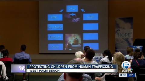 Seminar on human trafficking held in West Palm Beach