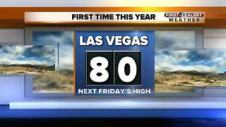 13 First Alert Weather for March 23 2018 - Video