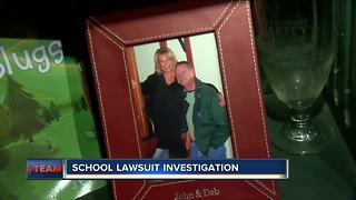 Former teacher files federal lawsuit against Wauwatosa School District - Video