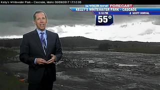 Scott Dorval's On Your Side Forecast: Friday, June 9, 2017 - Video