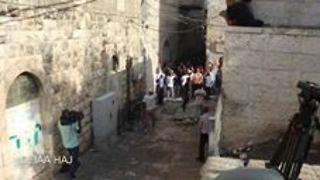 Police Fire Tear Gas at Muslim Worshipers Attempting to Enter Temple Mount - Video