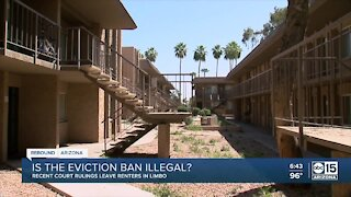 Is Arizona's eviction ban illegal?