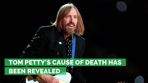 Tom Petty's Family Finally Reveals What Actually Killed Him