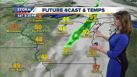 Jesse Ritka's 5pm Saturday Forecast
