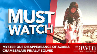 Mysterious Disappearance of Azaria Chamberlain Finally Solved After 32 Years - Video