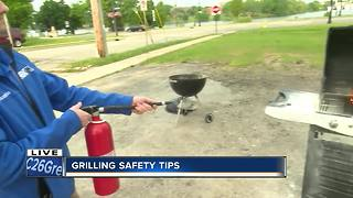 Grilling Safety Tips - Video