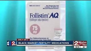 Women turn to black market to get pregnant - Video