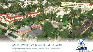 Delray approves new midtown project