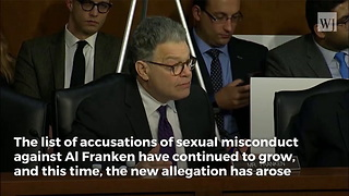 Things Just Got a Lot Worse for Al Franken