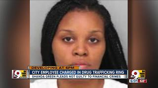 City of Cincinnati employee charged in drug trafficking ring - Video
