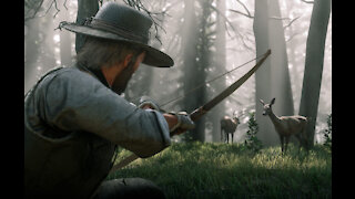 Red Dead Online's Halloween Pass and new Dead of Night mode