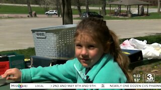 After little girl loses everything in fire, good Samaritans give back