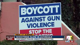 With ShotSpotter, Cincinnati police want Avondale to be a 'no-fly zone' for gunfire - Video