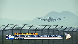 Concerns growing over quarantine flights from China