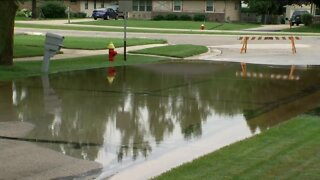 Overnight storms cause issues across the South Metro area