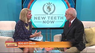 We hear from actual patients about how New Teeth Now changed their life - Video
